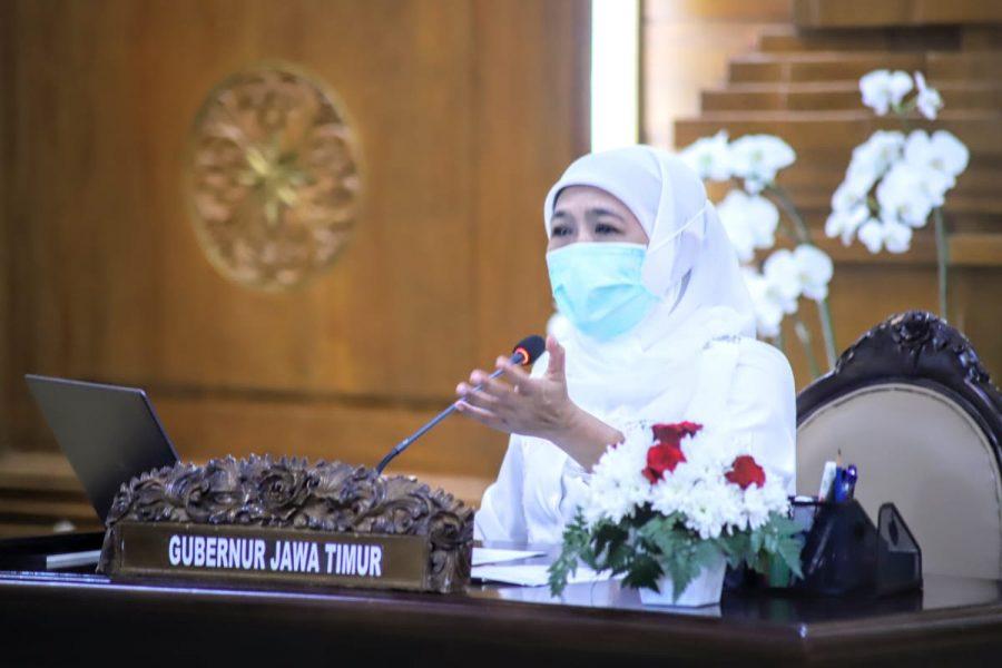 Gubernur Jawa Timur, Khofifah Indar Parawansa | Istimewa