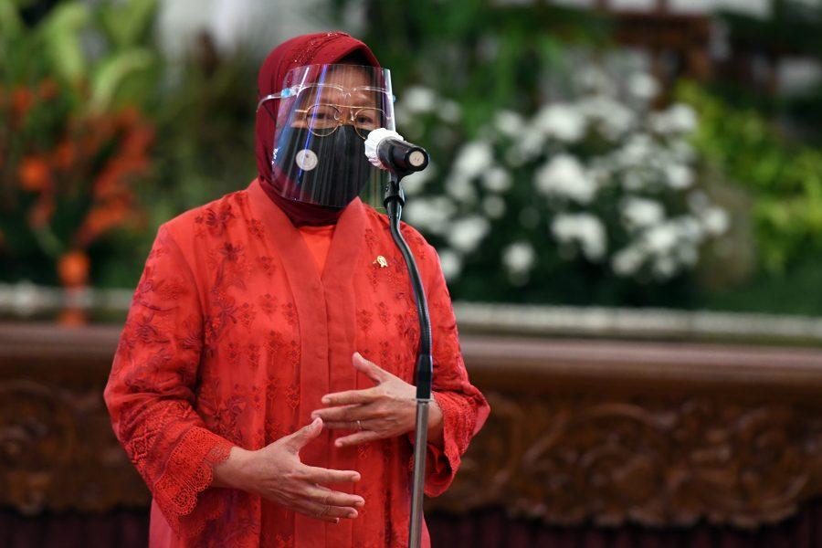 Menteri Sosial, Tri Rismaharini | dok/photo: Humas Setkab